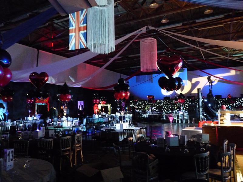 Prego Events James Bond Themed Event