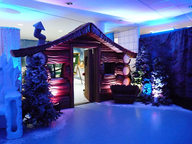 prego events winter wonderland themed event. Black Bedroom Furniture Sets. Home Design Ideas